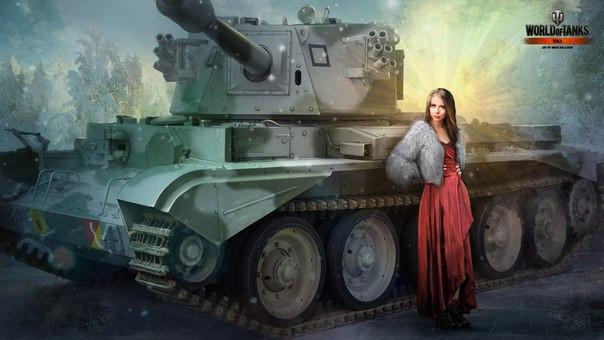 photo of girls танки № 31787
