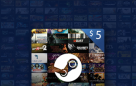$5 STEAM GIFT CARD