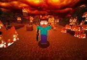 Скачать мод Herobrine для Minecraft PE 0.15.7/0.15.6