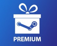 Take part in the giveaway and win 1 random PREMIUM Steam CD-KEY.