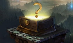 Mystery skin - League of Legends