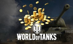 World of Tanks (US) - $10 worth of gold