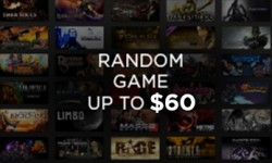 Random game up to 60 USD (PC)
