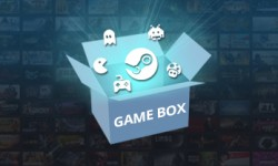 Game box - €40 worth of games, three-pack