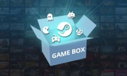 Game box - $40 worth of games, three-pack