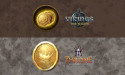 $5 to spend in Vikings or Throne