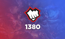 1380 Riot Points - EUW