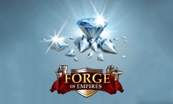 $5 worth of Diamonds - Forge of Empires (US)