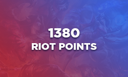 1380 Riot Points - NA (US)