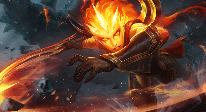 Infernal Diana - League of Legends - Gifts - Gamekit - MMO games