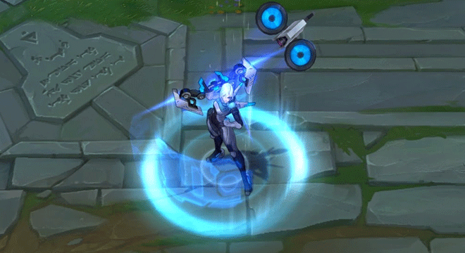 PROJECT Ashe - League of Legends - Gifts - Gamekit - MMO