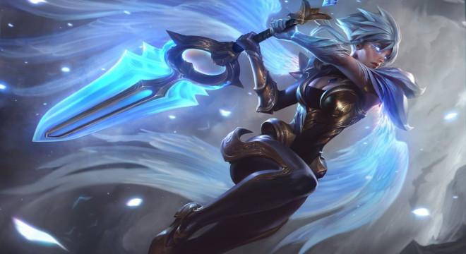 Dawnbringer Riven - League of Legends - Gifts - Gamekit - MMO games