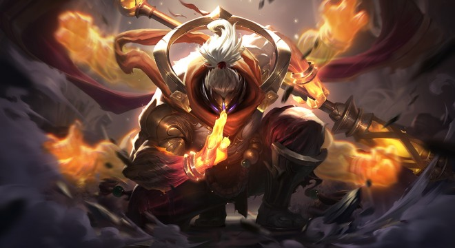 God Staff Jax League Of Legends Gifts Gamekit Mmo Games